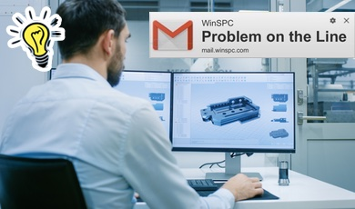 Staying Abreast of Process Changes: Production Problem Emails   WinSPC Tips & Tricks
